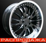 VCT Wheel Grissini 20x9.5 5x120 ET10 d73,1 BML, шт